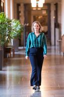 Wethouder Marinka Mulder van Renkum.