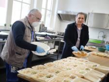 Moskee Hengelo verstrekte 2000 voedselpakketten