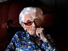 Hoera! Geertje uit Gorinchem viert vandaag haar 114de verjaardag