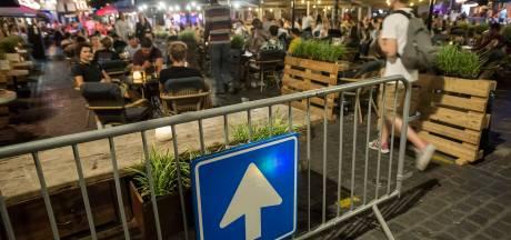 Looplijnen in Breda, in Roosendaal alleen nog maar terrassen: 'Kijk om je heen, niemand houdt zich eraan'