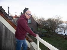 Niels weigerde te vertrekken uit Millingerwaard: 'Ik laat me de les niet lezen. Ik heb altijd vrij geleefd'