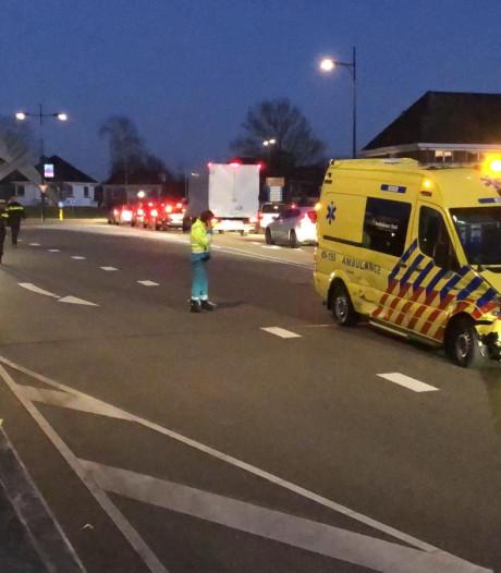 Ambulance betrokken bij ongeval in Rijssen