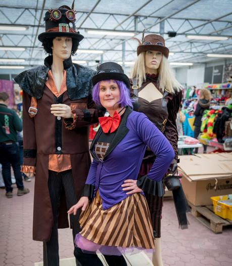 Victoriaans carnaval in Huissen