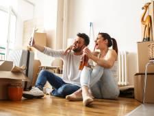 Aantal jonge huizenkopers flink gegroeid