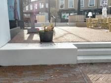 PRO Sliedrecht staakt strijd voor rolstoelvriendelijk terras: 'Laat dit alsjeblieft een les zijn'