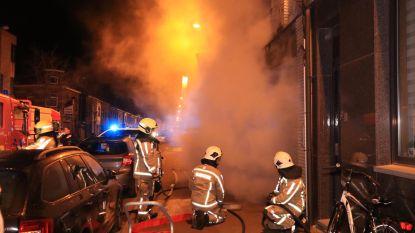 Appartement verwoest na zware brand