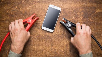 Wéér platte batterij?! Dit zijn onze favoriete smartphones met topaccu's