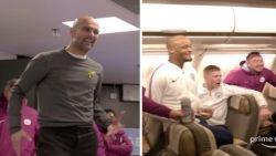 """Beelden uit kleedkamer laten zien hoe Guardiola De Bruyne en co motiveert bij City: """"Als jullie me haten, haat me dan"""""""