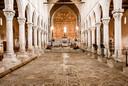 De basiliek van Aquileia