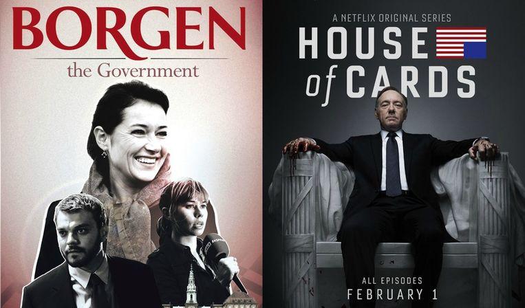 Bedenkers 'House of Cards' en 'Borgen' maken nieuwe reeks | TV ...