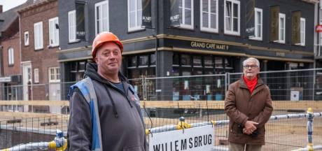 Leo neemt afscheid als havenmeester Zevenbergen: 'Zeg nou zelf, het wordt hartstikke mooi'
