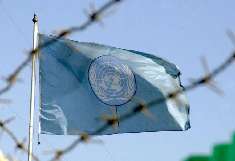 President Al-Basjir, zei dat de regering de veiligheid van VN-personeel in Darfoer niet langer kan garanderen. Beeld