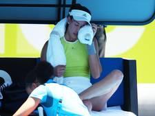 Tennissen bij 40 graden: uitdaging of onverantwoord?