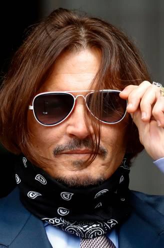 """Wat zijn de filmplannen van Johnny Depp? """"Van Robert Downey Jr. weet ook niemand meer dat hij in de gevangenis heeft gezeten"""""""