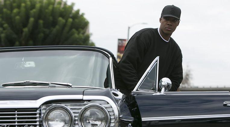 Corey Hawkins in Straight Outta Compton van F. Gary Gray Beeld