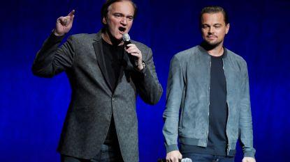 Volgende Tarantino-film met Leonardo DiCaprio en Brad Pitt zal lijken op 'Pulp Fiction'