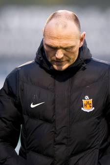 Oosting trainer Jong Vitesse