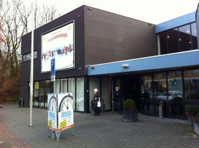 Sport- en Recreatiecentrum Het Gastland in Rhenen. Foto: DG