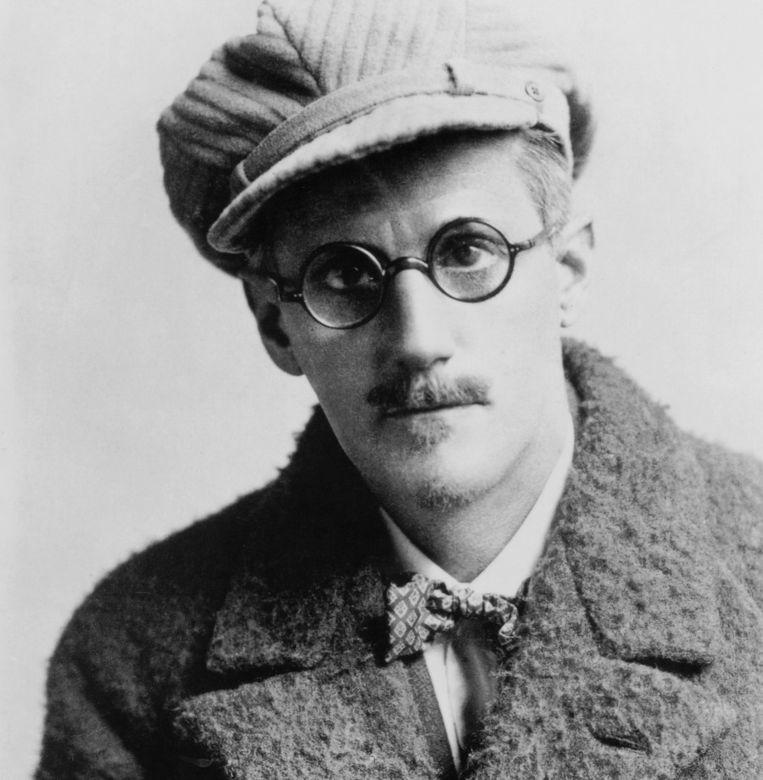James Joyce Beeld TR Beeld