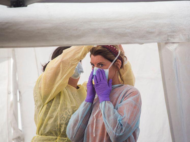 RIVM meldt 180 nieuwe besmettingen in de Drechtsteden