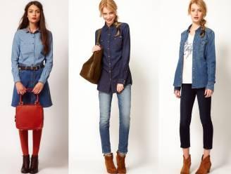 Trendy in jeans op jeans: de drie hoofdregels