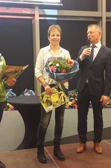 Diny Nijkamp vrijwilliger van het jaar in Bronckhorst