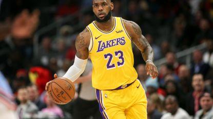 LeBron James blijft best betaalde speler volgens Forbes