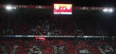 FC Twente vraagt fans af te zien van compensatie gemiste duels