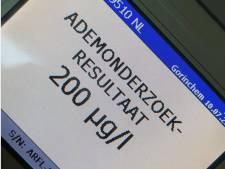16-jarige uit Bleskensgraaf rijdt onder invloed en zonder rijbewijs op illegale bromfiets