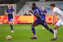 Yannick Bolasie égalise pour le Sporting.