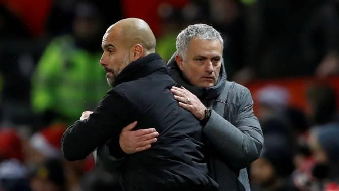 Tottenham versus City: dat is Guardiola versus Mourinho aflevering 24