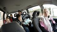 23 jaar, 5 kinderen en ze staat op straat: Waalse Anaïs slaapt al 2 maanden in haar auto