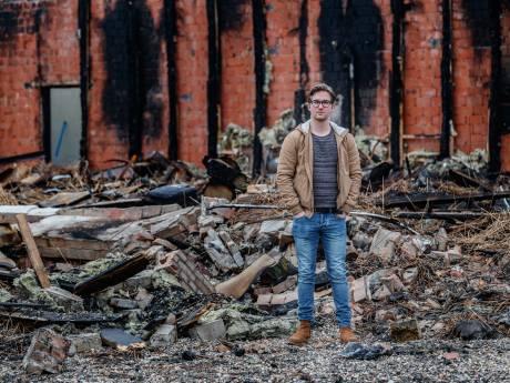 Opruimen afgebrande Vlaamse schuur in Etten-Leur begint: 'Hoge Neer herrijst als een feniks uit de as'