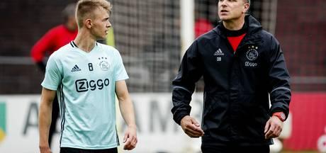 Ajax morgen zonder Sinkgraven naar Stockholm