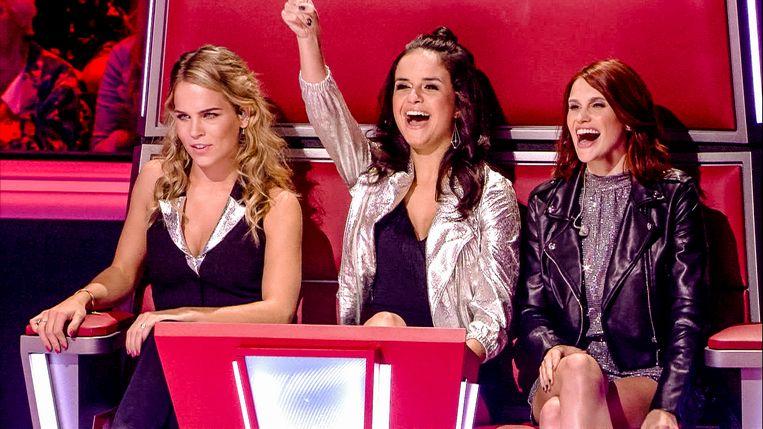 'The Voice Kids'  lokt meer kijkers dan 'Dancing With The Stars'.