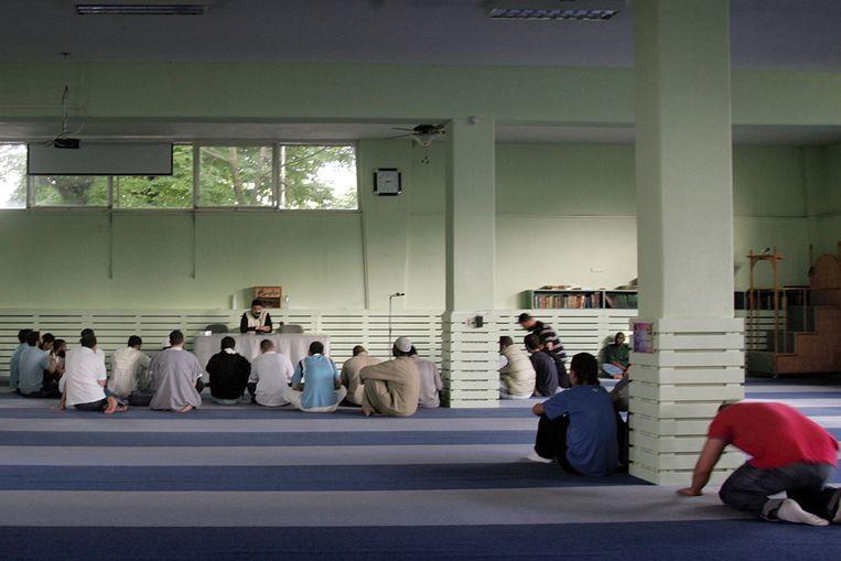 De Stichting As Soennah in Den Haag (Guus Dubbelman/ de Volkskrant) Beeld