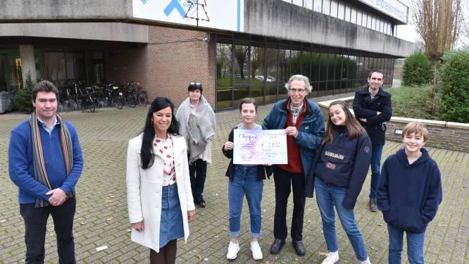 Leerlingen Sint-Andreas tonen dat solidariteit leeft bij jongeren: alternatieve 'missiochallenge' brengt mooie duit op voor humanitaire projecten