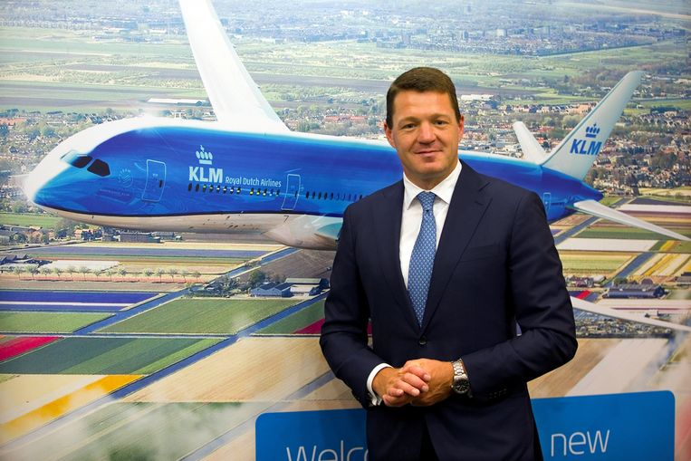 Pieter Elbers Beeld REUTERS