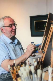 Willie Berkers overleden: van bouwvakker tot kunstschilder