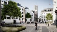 """Stad zet licht op groen voor heraanleg Zandberg : """"Het wordt een plein die naam waardig"""""""
