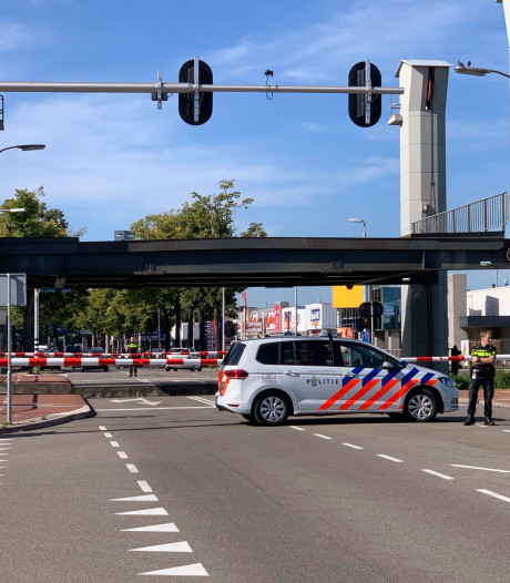 Verkeersoverlast in Tilburg na storing in brug Wilhelminakanaal voorbij