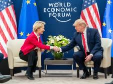 """Vers un """"mini-accord"""" entre Bruxelles et Washington?"""