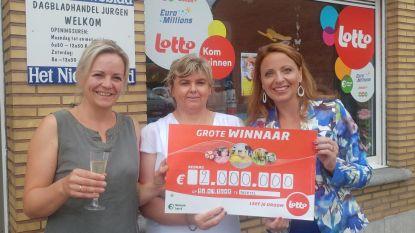 En dan wint je klant plots 2 miljoen euro met Lotto