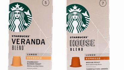 Enkel voor Starbucks-freaks