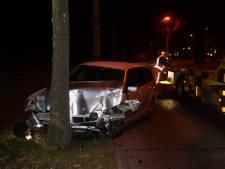 Dronken bestuurder richt ravage aan op Europalaan in Kaatsheuvel