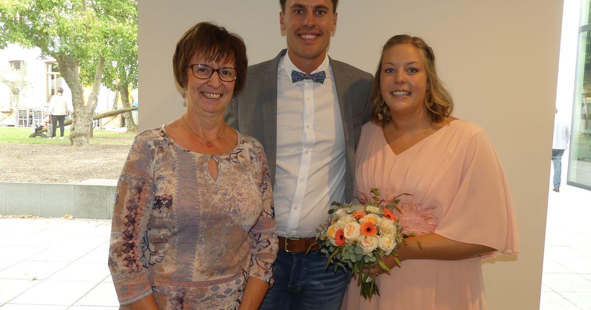 Ginette 60 Voltrekt Laatste Huwelijk In Zulte Na Meer