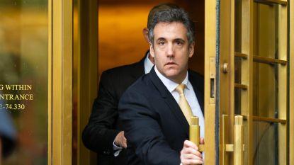 Waarom Michael Cohen president Trump onder ede beschuldigde: dit is de deal die hij sloot met het gerecht
