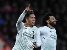 Liverpool weer vierde na simpele zege