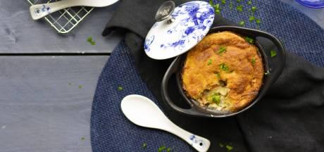 Wat Eten We Vandaag: Vispannetje met bladerdeeg