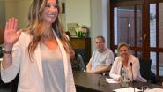 OCMW- en gemeenteraadslid Katrien Vanherck legde eed af als nieuw raadslid